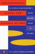 Contemporary Scenes for Student Actors Cover
