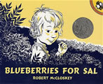 Blueberries for Sal (Picture Puffins) Cover