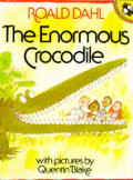 Enormous Crocodile picture book size