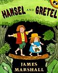 Hansel and Gretel (Picture Puffins) Cover