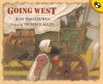 Going West (Picture Puffin Books) Cover