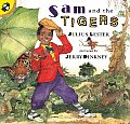 Sam and the Tigers: A New Telling of Little Black Sambo (Picture Puffin Books)