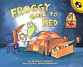 Froggy Goes to Bed (Froggy) Cover