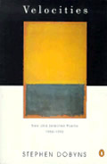 Velocities : New and Selected Poems, 1966-1992 (94 Edition) Cover