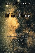 If In Time Selected Poems 1975 2000