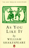 As You Like It New Penguin Shakespeare Cover