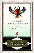 Antony and Cleopatra Pel (Pelican Shakespeare) Cover