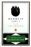 Henry IV, Part 1 Pel (Pelican Shakespeare) Cover