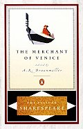 The Merchant of Venice (Pelican Shakespeare) Cover