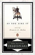As You Like It Pelican Shakespeare