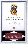 Much ADO about Nothing Pel (Pelican Shakespeare) Cover