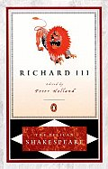 Richard III (Pelican Shakespeare) Cover