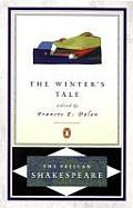 Winter's Tale, the Pel (Pelican Shakespeare) Cover