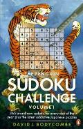 The Penguin Sudoku Challenge: Volume 1