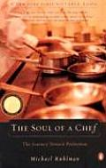 The Soul of a Chef: The Journey Toward Perfection Cover