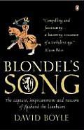 Blondels Song the Capture Imprisonment &