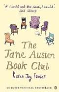 Jane Austen Book Club Uk Edition