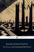 Three Poets of the First World War Ivor Gurney Isaac Rosenberg & Wilfred Owen