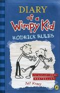 Rodrick Rules Cover