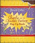 Charlie & the Chocolate Factory Pop Up Book