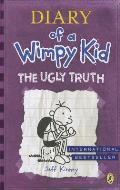 The Ugly Truth. by Jeff Kinney Cover