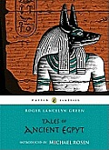Tales of Ancient Egypt (Puffin Classics) Cover