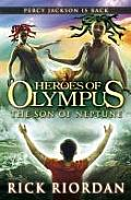 Heroes of Olympus 02 The Son of Neptune