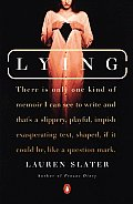 Lying: A Metaphorical Memoir Cover