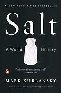 Salt: A World History Cover