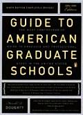 Guide To American Graduate Schools Revised 9TH Edition