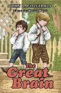 The Great Brain (Great Brain #1) Cover