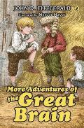 Great Brain #2: More Adventures of the Great Brain Cover