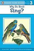 Why Do Birds Sing? (Easy-To-Read, Puffin)
