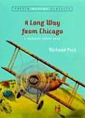 A Long Way from Chicago: A Novel in Stories (Puffin Classics) Cover