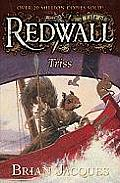Triss: A Novel of Redwall (Redwall #15) Cover