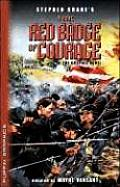 Red Badge of Courage (Puffin Graphics) Cover