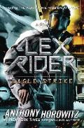 Eagle Strike (Alex Rider Adventures) Cover