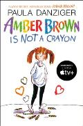 Amber Brown Is Not a Crayon (Amber Brown) Cover