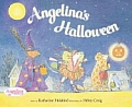 Angelina's Halloween (Angelina Ballerina) Cover
