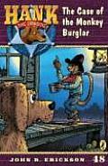 Hank The Cowdog 48 Case Of The Monkey Burglar