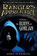Ranger's Apprentice #01: The Ruins of Gorlan Cover