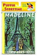 Madeline with CD (Audio) (Puffin Storytime)