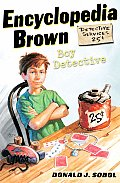 Encyclopedia Brown #01: Boy Detective Cover