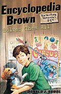 Encyclopedia Brown #05: Encyclopedia Brown Solves Them All