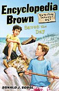 Encyclopedia Brown #07: Encyclopedia Brown Saves the Day