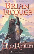 High Rhulain (Redwall) by Brian Jacques