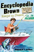 Encyclopedia Brown #06: Encyclopedia Brown Keeps the Peace