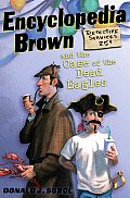 Encyclopedia Brown #12: Encyclopedia Brown and the Case of the Dead Eagles Cover