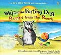 Banned from the Beach (Walter the Farting Dog) Cover