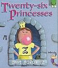 Twenty-Six Princesses: An Alphabet Story